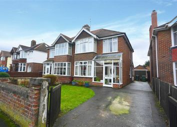 Thumbnail 3 bed semi-detached house for sale in Merevale Road, Longlevens, Gloucester