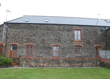 Thumbnail 3 bed barn conversion to rent in Blackawton, Totnes