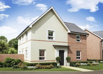 "Thumbnail 4 bed detached house for sale in ""Alderney"" at Marsh Lane, Leonard Stanley, Stonehouse"