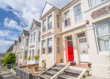 Thumbnail 3 bedroom terraced house for sale in Endsleigh Park Road, Plymouth