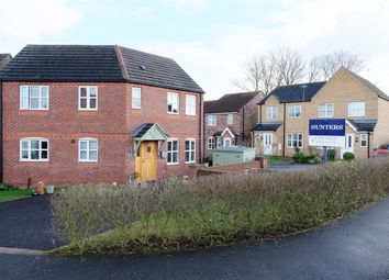 Thumbnail 3 bed detached house for sale in Baggaley Drive, Horncastle, Lincs