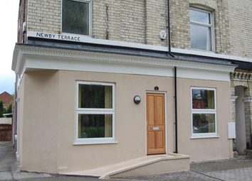 Thumbnail 3 bed flat to rent in Newby Terrace, York, North Yorkshire