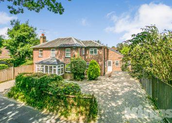 Thumbnail 4 bed detached house for sale in Coldharbour Lane, Hildenborough, Tonbridge