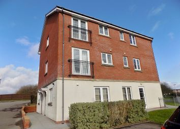 Thumbnail 2 bed flat for sale in Skylark Road, North Cornelly, Bridgend .