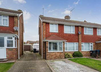 3 bed semi-detached house for sale in Lambs Walk, Whitstable CT5