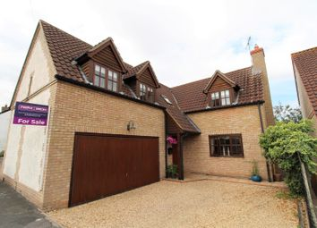 Thumbnail 4 bed detached house for sale in Mill Lane, Burwell, Cambridge