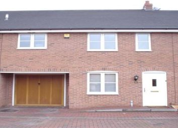 Thumbnail 3 bed mews house to rent in Three Acres Lane, Dickens Heath, Shirley, Solihull