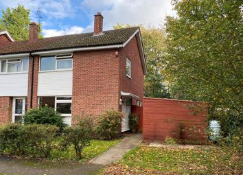 Thumbnail 3 bed end terrace house for sale in Eastbrook Close, Park Gate, Southampton