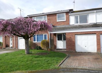 Thumbnail 5 bedroom terraced house for sale in North Fryerne, Yateley