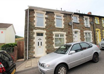Thumbnail 3 bed end terrace house for sale in Abercerdin Road, Gilfach Goch, Porth