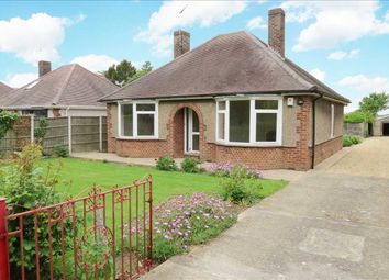 Thumbnail 3 bed detached bungalow for sale in Lincoln Road, Dorrington, Lincoln