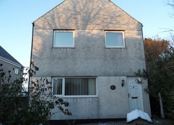 Thumbnail 3 bed detached house to rent in Caeau Gleision, Rhiwlas, Bangor