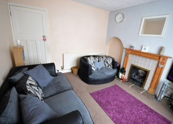 Thumbnail 2 bed terraced house to rent in Matlock Avenue, Wigston