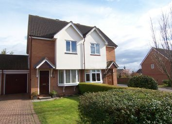 Thumbnail 2 bedroom terraced house for sale in Palm Close, Wymondham