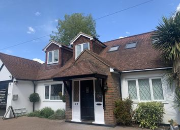 Thumbnail 1 bed flat to rent in Windsor Road, Chobham