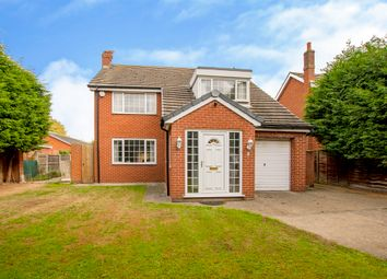 Thumbnail 4 bed detached house for sale in Yew Tree Road, Elkesley, Retford