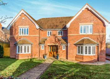 Thumbnail 5 bed detached house for sale in Kendal Way, Wychwood Park, Crewe, Cheshire