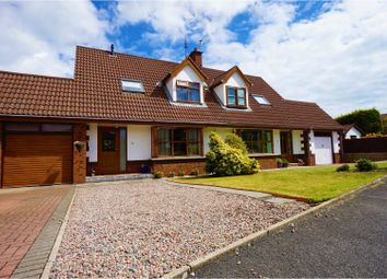 Thumbnail 3 bed semi-detached house for sale in Lord Warden's Crescent, Bangor