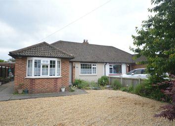 Thumbnail 3 bed semi-detached bungalow for sale in Cannerby Lane, Sprowston, Norwich
