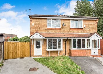 Thumbnail 3 bed semi-detached house to rent in Tenbury Close, Salford