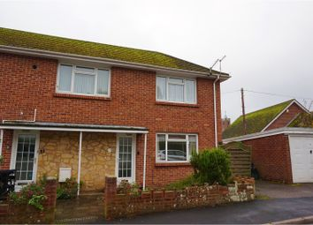 Thumbnail 1 bedroom flat for sale in Victoria Road, Sidmouth