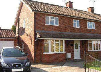 Thumbnail 6 bedroom semi-detached house to rent in The Crescent, Egham
