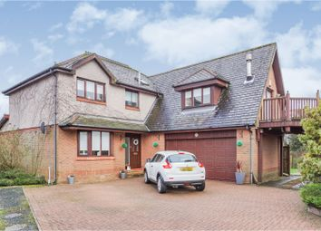 Thumbnail 5 bed detached house for sale in The Fieldings, Dunlop