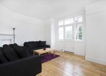 Thumbnail 3 bed flat to rent in Oakmead Road, London