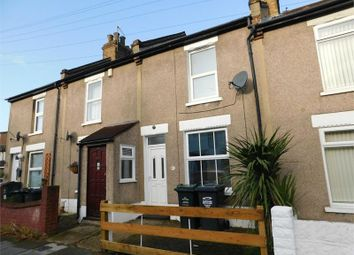 Thumbnail 2 bed terraced house to rent in Wellington Road, Dartford