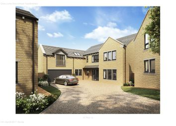 Thumbnail 5 bed detached house for sale in Stocksmead, Cross Lane, Stocksmoor