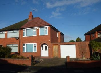 Thumbnail 3 bed semi-detached house for sale in South Dale, Penketh, Warrington, Cheshire