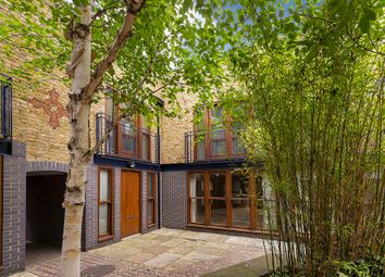 Thumbnail 2 bedroom mews house to rent in Golden Cross Mews, London