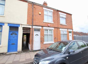Thumbnail 3 bed terraced house for sale in Rendell Street, Loughborough