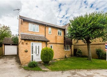 Thumbnail 4 bedroom detached house for sale in The Crofters, Stretham, Ely
