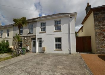 Thumbnail 3 bedroom end terrace house for sale in Trelissick Road, Hayle, Cornwall