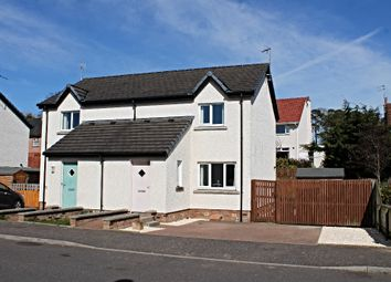 Thumbnail 2 bed semi-detached house for sale in Finlayson Way, Coylton, Ayr