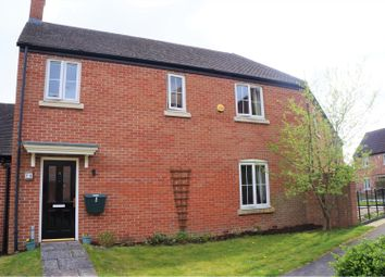 Thumbnail 4 bed end terrace house for sale in Calypso Walk, Swindon