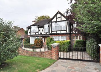 Thumbnail 5 bed detached house to rent in Highfield Road, Chislehurst