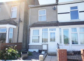 Thumbnail 2 bedroom terraced house to rent in Stanhope Road, Swanscombe, Kent
