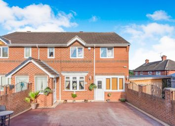 Thumbnail 4 bed semi-detached house for sale in Morley Place, Conisbrough, Doncaster