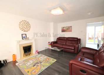 Thumbnail 3 bedroom end terrace house for sale in Newmarsh Rd, Thamesmead, London