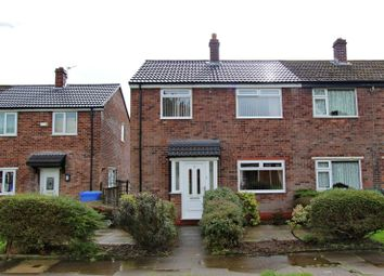 Thumbnail 3 bed end terrace house for sale in Ripon Close, Whitefield, Manchester