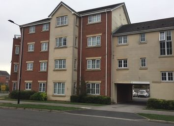 Thumbnail 2 bed flat to rent in Harris Road, Doncaster