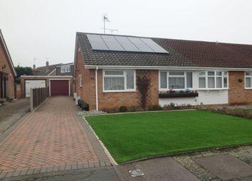 Thumbnail 2 bed semi-detached bungalow for sale in Ash Crescent, Higham, Rochester