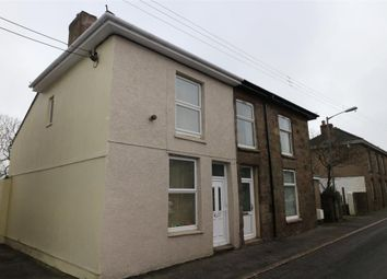 Thumbnail 2 bedroom semi-detached house for sale in Fore Street, Beacon, Camborne