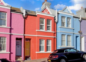 Thumbnail 4 bed terraced house for sale in Blaker Street, Brighton, East Sussex