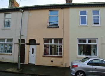 Thumbnail 2 bed terraced house to rent in Seymour Street, Fleetwood