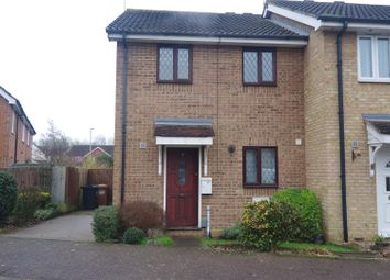 Thumbnail 3 bed semi-detached house to rent in The Briars, Hertford