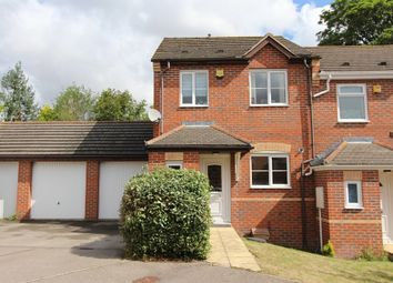 Thumbnail 3 bed end terrace house to rent in Malthouse Close, Irthlingborough, Wellingborough