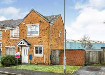2 bed end terrace house for sale in Leveson Drive, Tipton DY4